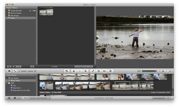 Final Cut or iMovie for the Classroom?   The Wallace High School