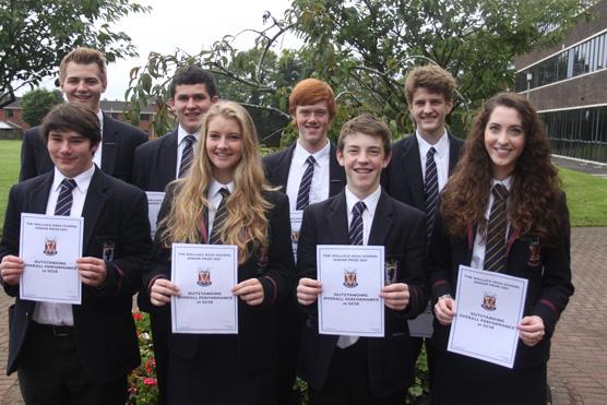 senior prize day 2013 GCSE