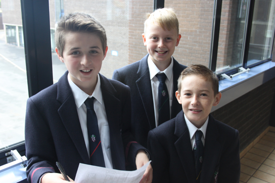 YEAR 8 INDUCTION 2014 2