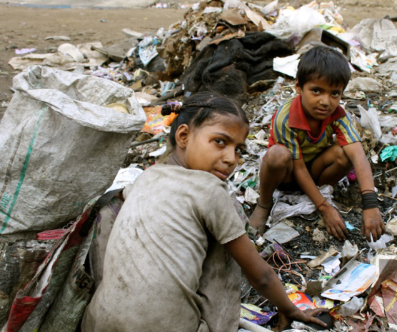 metal picker kids, Mayapuri