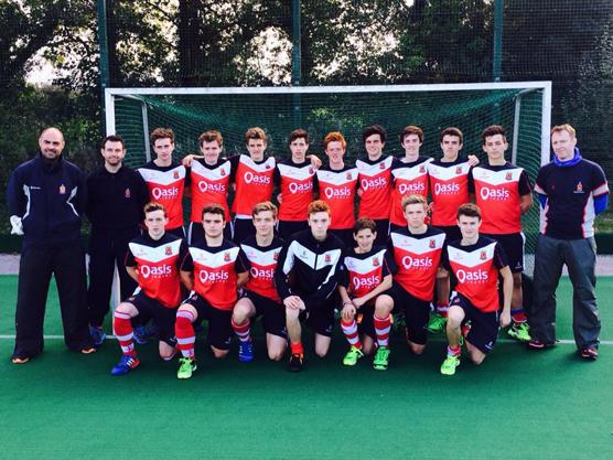 irish schools final 2014 team photo